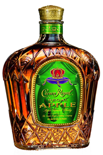 Crown Royal Canadian Whisky Regal Apple 1.00l